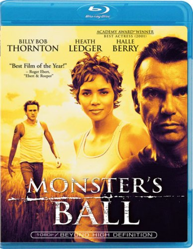 Monster's Ball [Blu-ray] starring Billy Bob Thornton and Halle Berry