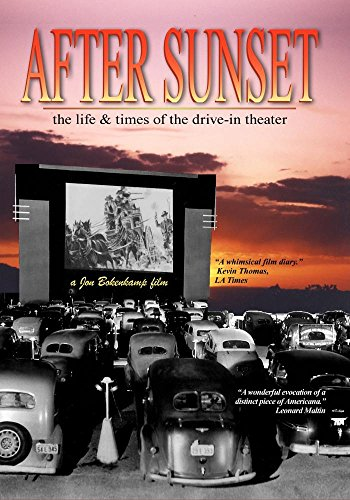 After Sunset - The Life and Times Of The Drive-In Theatre [DVD] [1996] [Edizione: Regno Unito]