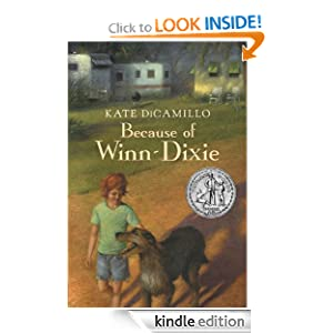 Kindle Daily Deal: Because of Winn-Dixie