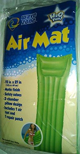 Wave Zone Air Mat - Green