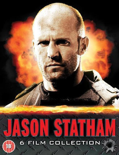 The Jason Statham 6 Film Collection [DVD] by Jason Statham
