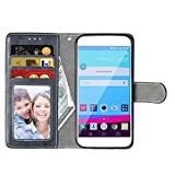 LG-Tribute-5-CaseLG-K7-Case-VPR-Premium-PU-Leather-Wallet-Card-Holder-Strong-Magnetic-Closure-Flip-Protective-Cover-with-Card-Slots-Stand-For-LG-Tribute-5-LG-K7