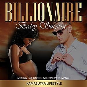 Billionaire Baby Surprise Audiobook