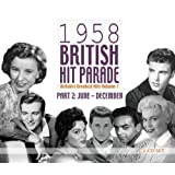 The 1958 British Hit Parade Part Two: June - Decemberby Various Artists