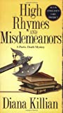 High Rhymes and Misdemeanors: A Poetic Death Mystery