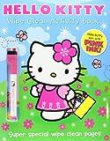 Wipe Clean Activity Book (Hello Kitty)
