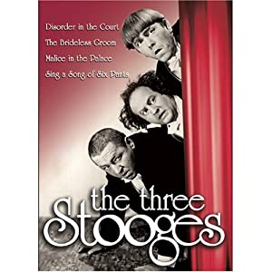 Three Stooges V.1, The movie