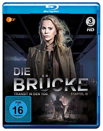 Die Brücke - Transit in den Tod - Staffel 3 [Blu-ray]
