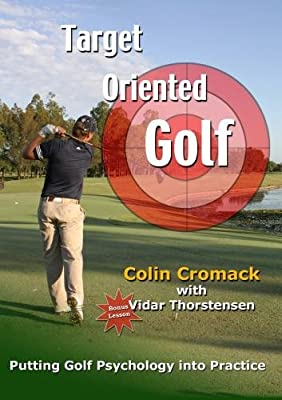 Target Oriented Golf DVD - Putting Golf Psychology Into Practice (PAL version)