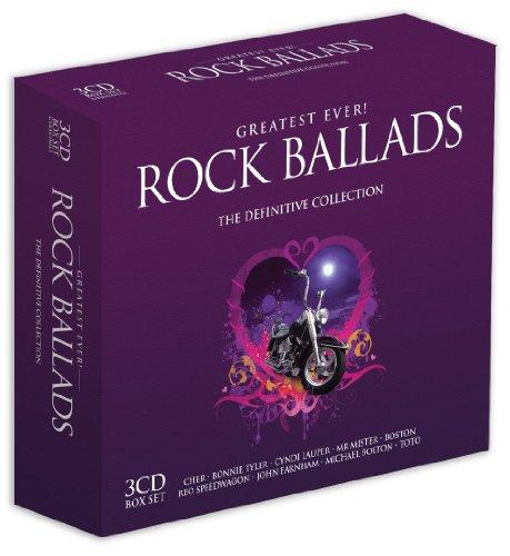 Greatest Ever Rock Ballads