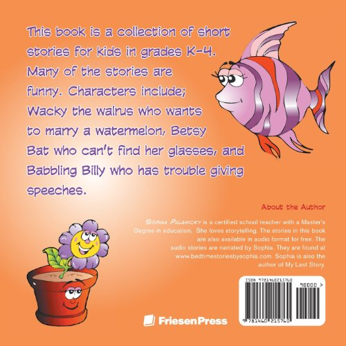 Kid's Reading Craze - A Collection of 20 Short Stories