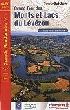 echange, troc FFRP - Grand Tour des Monts et Lacs du Lévézou