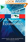 A Dictionary of Economics (Oxford Pap...