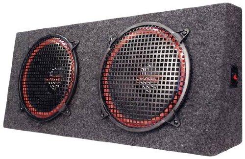 Pyramid PP12 Dual 12 in. 300 Watt 4-Way Stereo Hatchback Spe