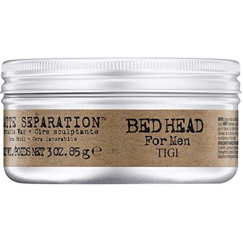 TIGI Bed Head B for Men Matte Separation Workable Wax 2.65 oz by TIGI [Beauty] 1pcs separation pad for hp laserjet 1000 1150 1200 1220 1300 3300 3310 3320 3330 printer separation pad applies