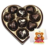 Sweet Combination Of Luscious Chocolates With Sorry Card - Chocholik Belgium Chocolates