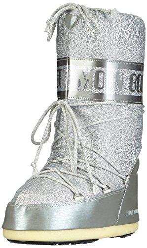 Tecnica - Stivali da neve, Donna, Argento (Silber (1)), 35-38