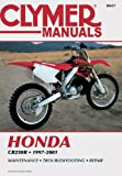 Honda CR250 97-01 (Clymer Motorcycle Repair) Ed Scott