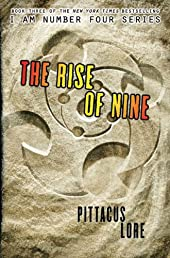 The Rise of Nine (Lorien Legacies, Book 3)