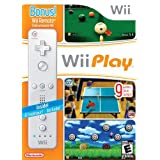 Nintendo WiiPlay includes 9 Games and Bonus Wii Remote
