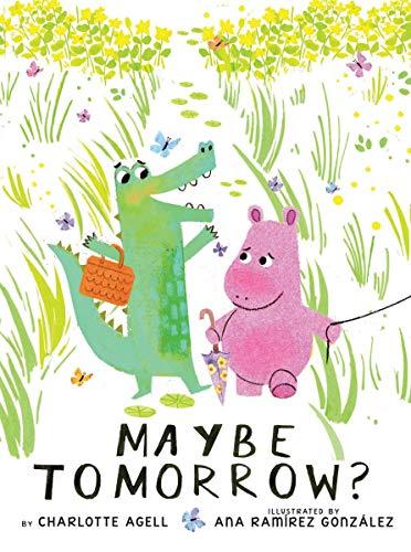 Maybe Tomorrow? [Agell, Charlotte] (Tapa Dura)