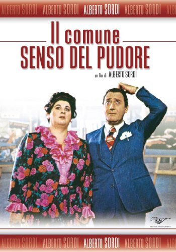 Il comune senso del pudore [Italia] [DVD]