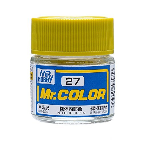 27-gundam-mr-color-27-interior-green-semi-gloss-aircraft-paint-10ml-bottle-hobby-by-mr-color