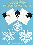 img - for [(Easy-to-Make Decorative Paper Snowflakes)] [By (author) Brenda Lee Reed] published on (March, 2003) book / textbook / text book