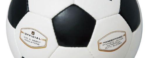 MIKASA(ミカサ) サッカーボール 亀甲型 5号 検定球 SVC50VL