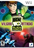 Ben 10 Alien Force: Vilgax Attacks - Nintendo Wii