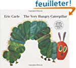 The Very Hungry Caterpillar: board bo...