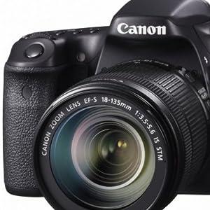 Canon デジタル一眼レフカメラ EOS70D レンズキット EF-S18-135mm F3.5-5.6 IS STM 付属 EOS70D18135STMLK