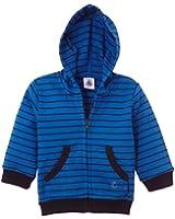 Petit Bateau - Sweat-shirt à capuche - À rayures - Bébé garçon