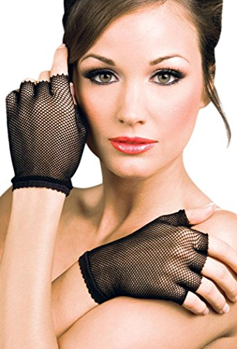 Anmengte Halloween Masquerade Party Cosplay Costume Accessories Gloves (One size, 2-1) (Flash Dancer Costume Ideas)