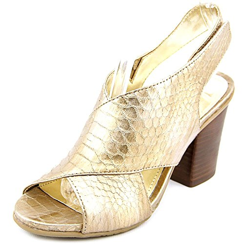 Kenneth Cole Reaction Frida People Donna US 7 Oro Sandalo