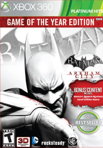 Batman: Arkham City (Game of the Year Edition) image