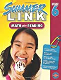 Math plus Reading, Grades 5 - 6: Summer Before Grade 6 (Summer Link)