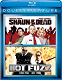 Shaun of the Dead / Hot Fuzz [Blu-ray] [US Import]