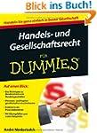Handels- und Gesellschaftsrecht f�r D...