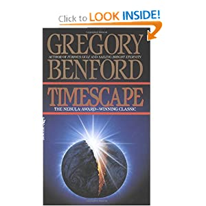 Timescape (Bantam Spectra Book) by Gregory Benford