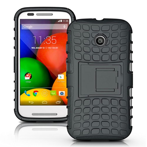 Minisuit Dual Layer Hybrid Kickstand Case for Motorola Moto E (1st Gen) (Droid Developer Phone compare prices)