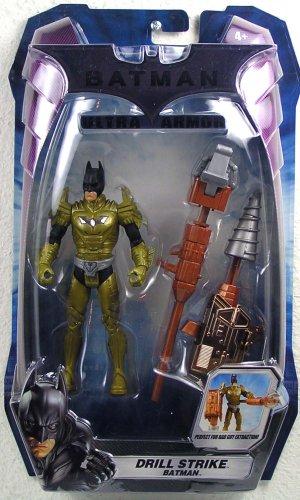 Batman Drill Strike Batman Action Figure