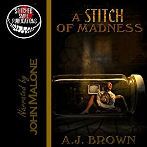 A Stitch of Madness Audiobook