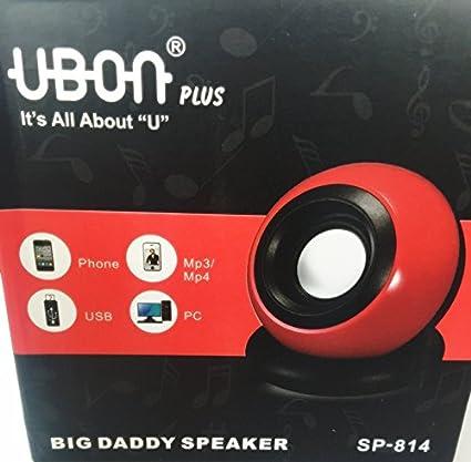 UBON SP-819 Portable Speaker