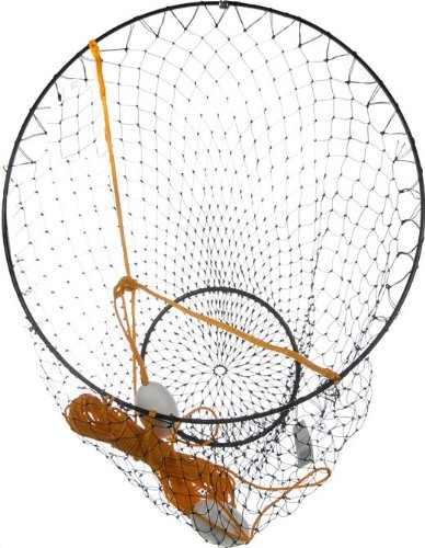 Danielson Deluxe 36-Inch Rigged Crab/Lobster Net