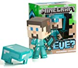 "Minecraft Diamond Steve ~6"" Vinyl Figure"