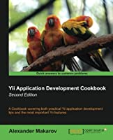 Yii Application Development Cookbook, 2nd Edition Front Cover