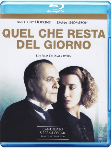 Quel che resta del giorno [Blu-ray] [IT Import]