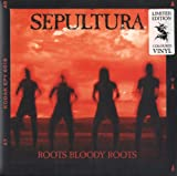 Sepultura Roots Bloody Roots - Red Vinyl
