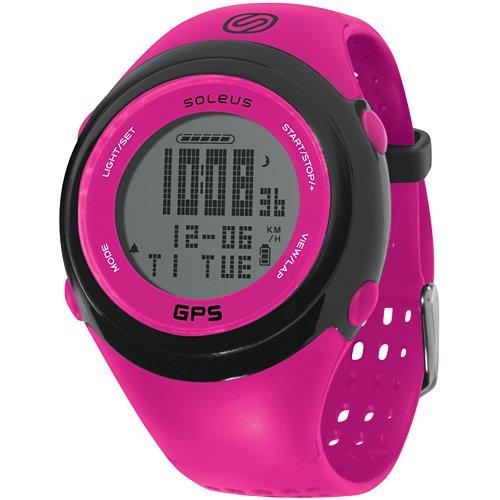 Buying Soleus GPS Fit 1.0 Fuchsia/Black: Soleus GPS Watches